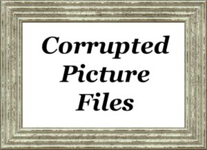 Corrupted Pictures